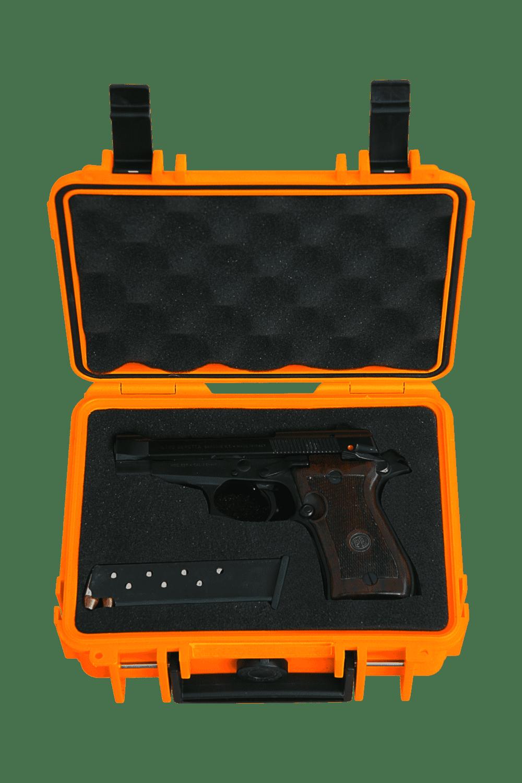 armor shield pistol thermal