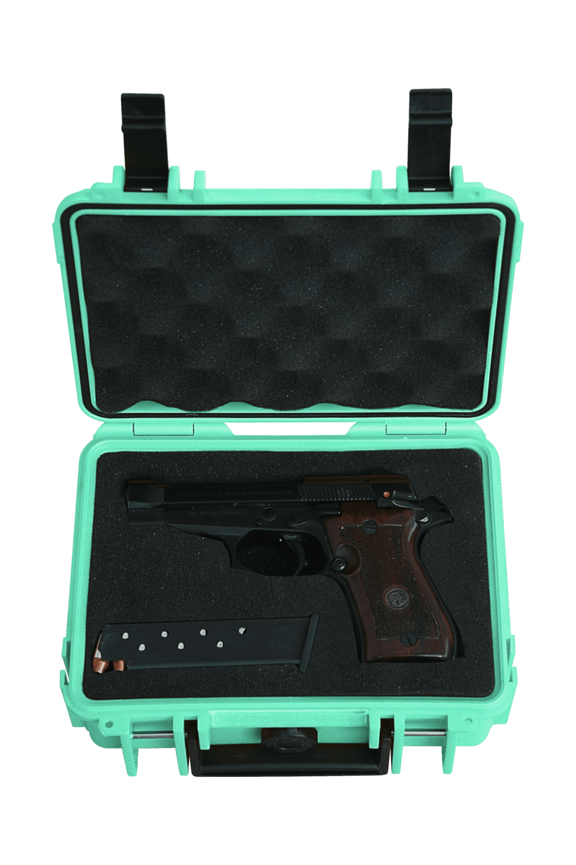 armor shield pistol case