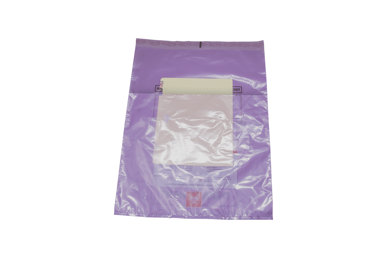 TCP Pathology Bag Document Pouch