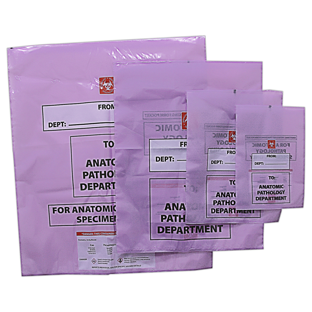 TCP Pathology Bags