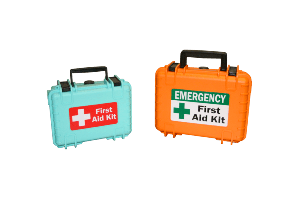 thermal custom packaging first aid